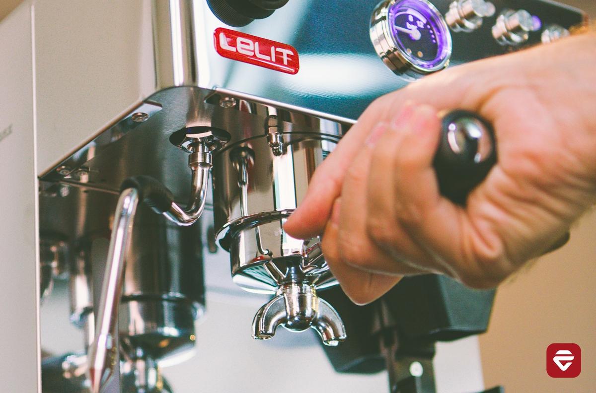 Lelit caffe espresso 7