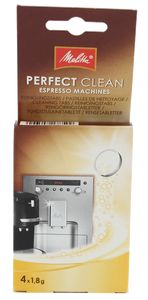 MELITTA PERFECT CLEAN ESPRESSO TABS