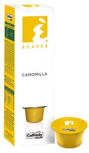 CAFFITALY 10 CAPSULES ECAFFE THEE CAMILLE