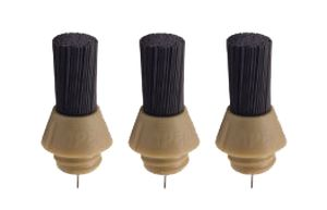 PALLO GROEP BRUSH REPLACEMENT 3-PACK