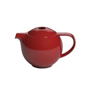 LOVERAMICS PRO TEA TEAPOT WITH INFUSER 600ML RED