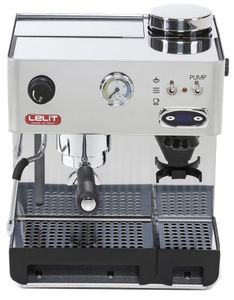 LELIT ESPRESSO MACHINE PL042TEMD ANITA WITH PID COMBI