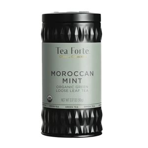 TEA FORTE TEA MOROCCAN MINT (GREEN TEA BIO) 90GR