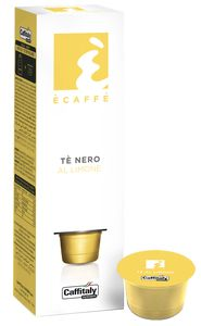 CAFFITALY 10 CAPSULES ECAFFE ZWART THEE