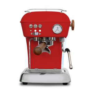 ASCASO ESPRRESO MACHINE DREAM PID WOOD-RED MAT