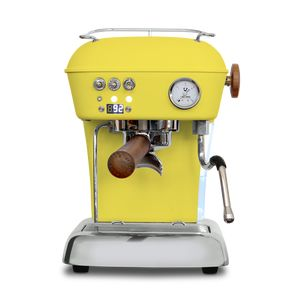 ASCASO ESPRRESO MACHINE DREAM PID WOOD-YELLOW MAT