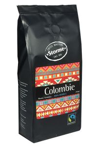 STORME GEMALEN KOFFIE COLOMBIA FAIR-TRADE - 250GR